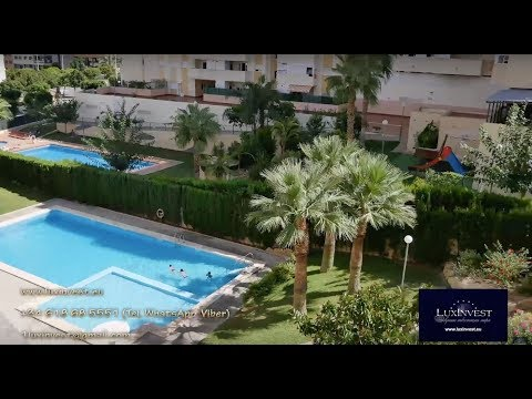 Apartment in Benidorm cheap on the third line of the sea - La Cala district