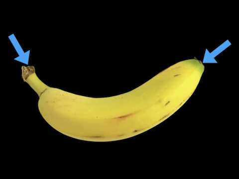 How to eat a banana