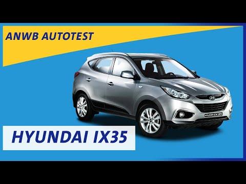 ANWB test Hyundai ix35