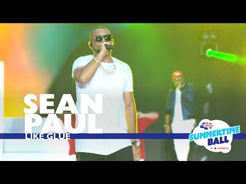 Sean Paul - 'Like Glue'  (Live At Capital's Summertime Ball 2017)