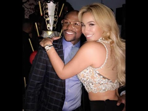 Floyd Mayweather Girlfriend: He's From Another World! esnews boxing