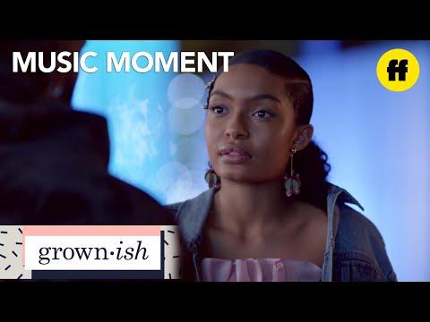"grown-ish | season 1, episode 12 music: danielle parente - ""we spin round"" | freeform"
