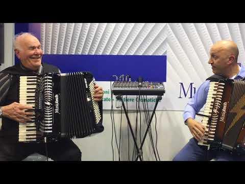 Pino di Modugno and Paul Miles