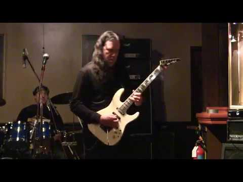 Pete Rossi live guitar solo and Dissociative Fugue