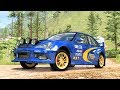Rally Crashes & Fails #1 – BeamNG Drive   CrashBoomPunk