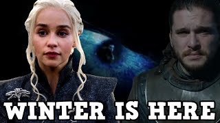 Game of Thrones Season 7 is less than 2 weeks away now. We have more information on certain scenes for Season 7 and we may have gotten a hint at how long the finale season (Season 8) may be! In this video I discuss all the new info, give my plans for the episodes and go over the rumored length for S8.Source - http://winteriscoming.net/2017/07/01/pauls-fairfield-interview-game-of-thrones-season-7-dragons-drogon/