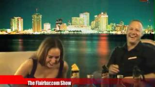 Flairbar.com Show with Ava Kopieczek @ Tales of the Cocktail 2010! Part 1
