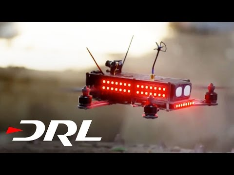 The Drone Racing League Is Like  Star Wars  Podracing in Real