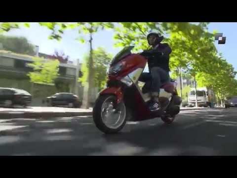 Vídeos de la Yamaha N-Max