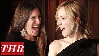 Video 'Lady Bird' Star Saoirse Ronan & Stylist Elizabeth Saltzman | THR MP3, 3GP, MP4, WEBM, AVI, FLV Maret 2019