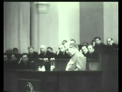 Речь Сталина о буржуазном либерализме