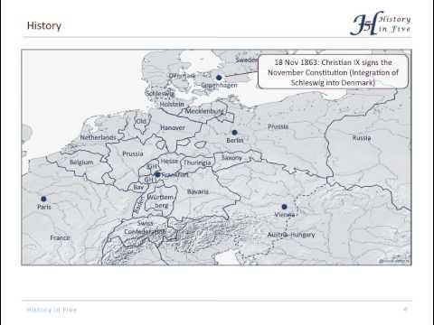 The German-Danish War / Second Schleswig War (1864)