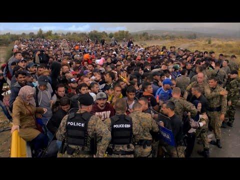 MILLONES DE REFUGIADOS SIRIOS DESPLAZADOS EN EUROPA