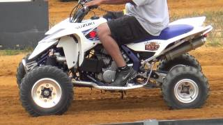 Video Honda TRX 450 vs Suzuki LTR 450 - Dirt Drag MP3, 3GP, MP4, WEBM, AVI, FLV Juni 2017