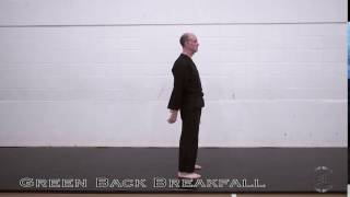 Green Belt Back Breakfall