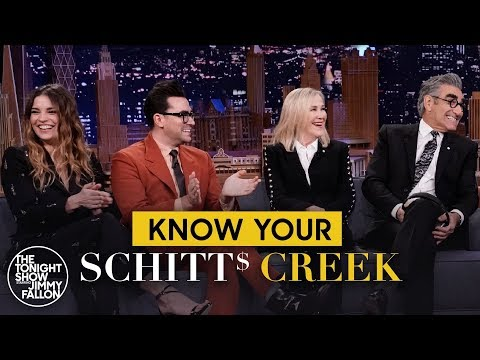 Know Your Schitt's Creek with the Schitt's Creek Cast