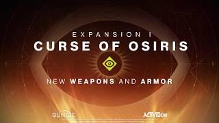 Nuove armi e armature del DLC La Maledizione di Osiride