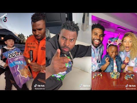New @Jason Derulo  TikTok Videos 2020 | Jason Derulo Cool TikToks Videos 2020