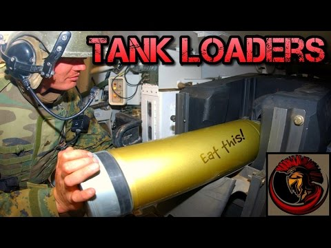 Tank Autoloader or Crewman Loader?