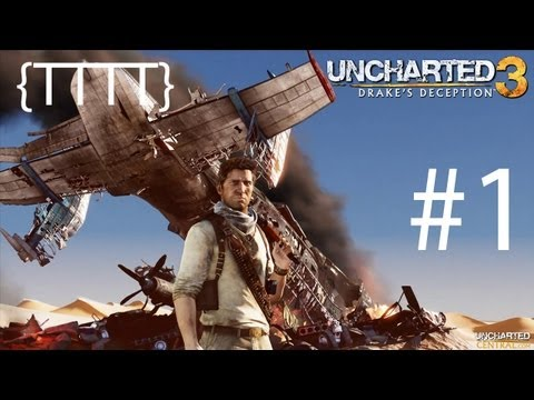 Drake's Deception - If you would like to buy Uncharted 3: http://amzn.to/UnchartedIII The first part of a complete Uncharted 3 Gameplay Walkthrough for the Playstation 3. Played...