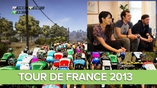 Tour De France 2013 Gameplay - Let's Play Tour De France 2013 On Xbox 360