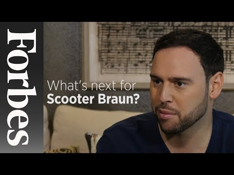 Bieber and Beyond: The Evolution of Scooter Braun | Forbes