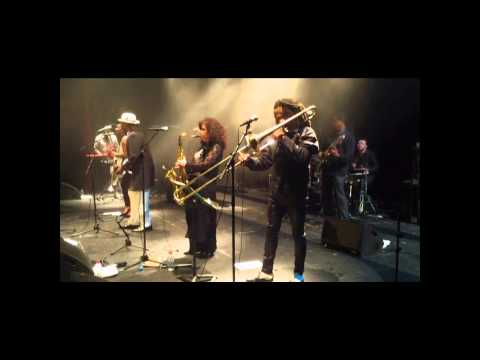 Boney FIELDS  & the Bone's Project Live  - Here we stand (juin 2013)