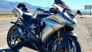 2. 2005 ZX6R Kawasaki 636 Long-Term Update & Bike Check
