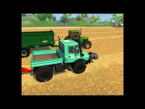 Farming Simulator 2013 pt4 of pt?