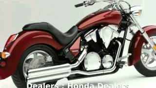 3. 2010 Honda Stateline ABS - Features
