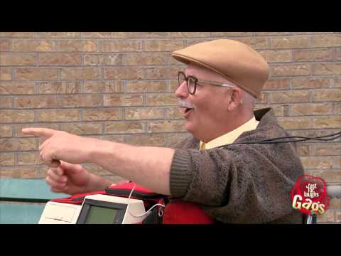 [Just4Laughs Gags] Tập 166: Horny Old Man Prank