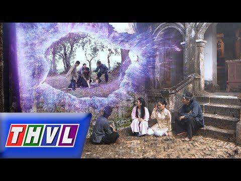 THVL | Chuyện xưa tích cũ – Tập 71[2]: Nhân cứu thoát 3 hồn ma và xin được đi theo vào trong tranh - Thời lượng: 8:00.