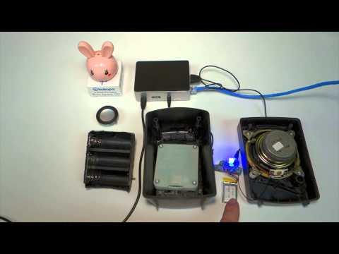 Raspberry Pi A+ Spotify Wifi Speaker