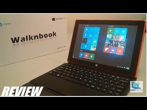 REVIEW: iClever Walknbook - 10