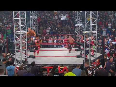 Bound For Glory 2009: The Ultimate X Match