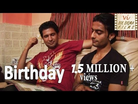 Video Birthday  | Gay Short Film From India  | 1 Million+ Views  | Six Sigma Films download in MP3, 3GP, MP4, WEBM, AVI, FLV January 2017
