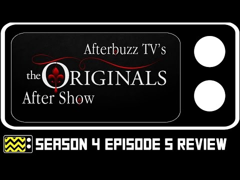 The Originals Season 4 Episode 5 Review & After Show | Afterbuzz Tv