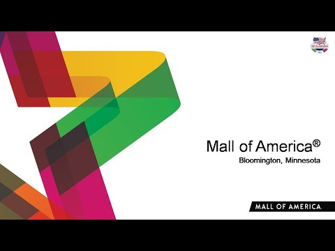 Video MALL OF AMERICA (10-5-2021)
