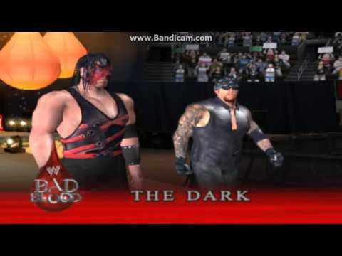 Smackdown Pain in pc gameplay (Kane & Undertaker)