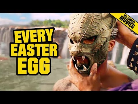 Every Easter Egg in Black Panther