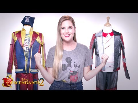 Jay and Carlos Costumes | Unboxing | Disney Descendants