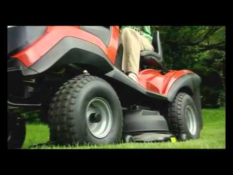 Mountfield Ride On Lawnmowers (видео)