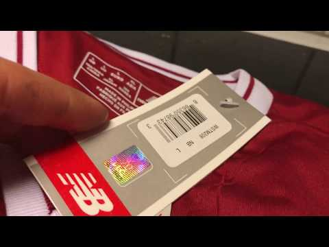 Minejerseys- Liverpool 17/18 Home Jersey Review