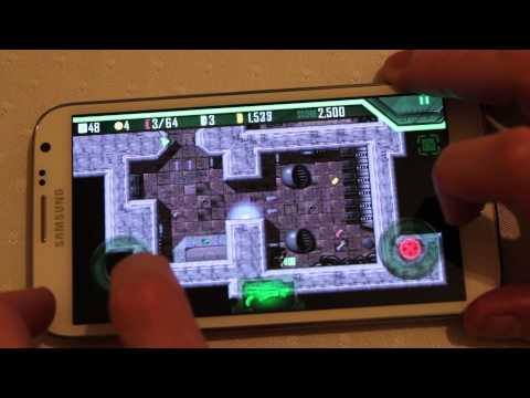 alien breed android review