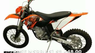 1. 2008 KTM XC 450 W (R) -  Top Speed Specs Info Engine Specification Details Features motorbike