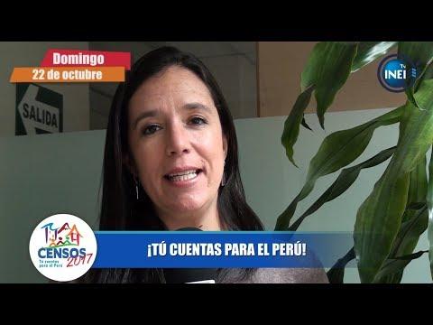 Congresista Marisa Glave apoya los Censos Nacionales