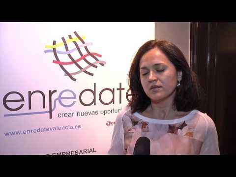 Entrevista a María Ángeles Salvador, VSA Comunicación en Enrédate Alzira