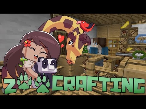 Delicious Doggy Treats for Patient Puppies! 🐘 Zoo Crafting Season 4: New Horizons - Episode #8