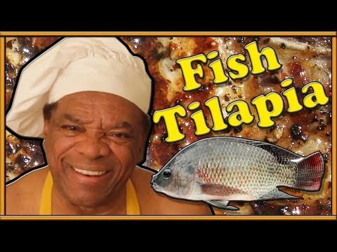 John Witherspoon's COOKING FOR POOR PEOPLE - Episode 1 TALAPIA