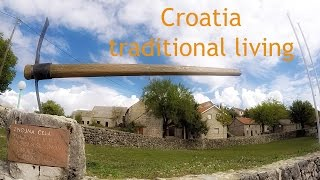 Grabovac Croatia  City new picture : Eko Farm of Grabovac in Croatia - traditional living